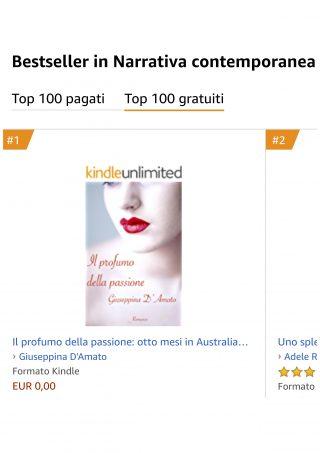 Il profumo della passione di Giuseppina D'Amato