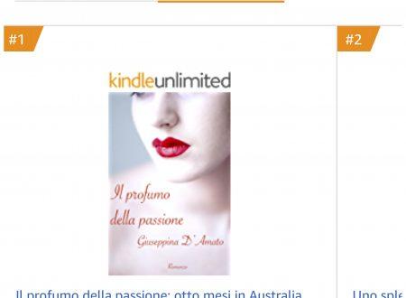 Bestseller Il profumo della passione